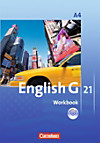 English G 21, Ausgabe A: Bd.4 8. Schuljahr, Workbook m. Audio-CD
