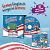 Erstes Englisch singend lernen - mit Lucie und Lukas (Audio-CD)