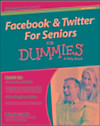 Facebook and Twitter For Seniors For Dummies (eBook)