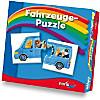 Fahrzeuge-Puzzle (Kinderspiel)