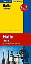 Falk Plan Halle (Saale)