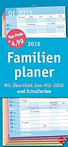 Familienplaner, Basic 2015