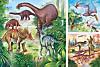 Faszinierende Dinosaurier. Puzzle (3 x 49 Teile)