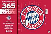 FC Bayern 365-Törchen Kalender 2015