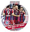 FC Bayern München rund 2015