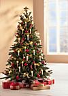 Festtagsglück LED-Weihnachtsbaumkerzen mit Farbwechsel, 10er-Set