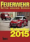 Feuerwehr-Kalender, Taschenkalender 2015