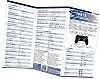 FIFA 15 - Steuerung Playstation 3 & 4, Falttafel