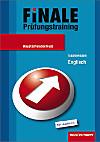 Finale - Prüfungstraining Basiswissen: Englisch Hauptschulabschluss, m. Audio-CD