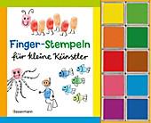 Finger-Stempeln für kleine Künstler, Norbert Pautner, Bastelbücher & Lernspiele