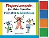 Fingerstempeln für kleine Künstler - Monster und Abenteuer