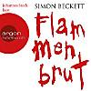 Flammenbrut (Hörbestseller), 6 Audio-CDs