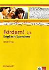 Fördern! Englisch Sprechen 7/8, Basisniveau m. Audio-CD