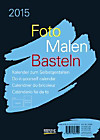 Foto-Malen-Basteln A5 schwarz 2015
