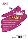 Foto-Malen-Basteln A5 weiß 2015