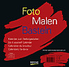 Foto, Malen, Basteln, schwarzer Karton (16 x 15,5 cm)