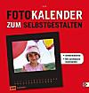 Fotokalender zum Selbstgestalten, rot