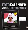 Fotokalender zum Selbstgestalten, schwarz