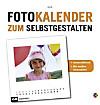 Fotokalender zum Selbstgestalten, weiß