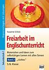 Freiarbeit im Englisch-Unterricht: Bd.2 clothes 5./6. Klasse, m. CD-ROM