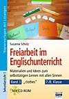 Freiarbeit im Englisch-Unterricht: Bd.3 clothes 7./8. Klasse, m. CD-ROM