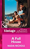 Full House (Mills & Boon Vintage Superromance) (You, Me & the Kids - Book 6) (eBook)