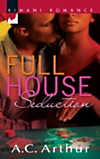 Full House Seduction (Mills & Boon Kimani) (The Donovans - Book 2) (eBook)