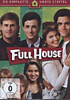 Full House - Staffel 4 DVD-Box