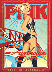 Funhouse Tour: Live In Australia, Pink, Musik