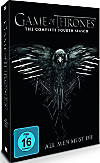 Game of Thrones - Die komplette 4. Staffel (5 DVDs)