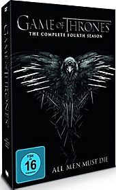 Game of Thrones - Die komplette 4. Staffel (5 DVDs)
