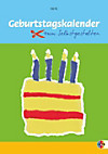 Geburtstagskalender zum Selbstgestalten