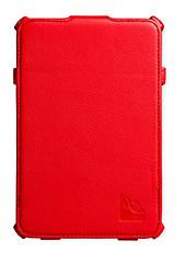 Gecko Covers Tasche mit Standfunktion für Tolino Shine, (Farbe: rot)