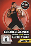 George Jones: Personal Power Training - Stay Fit 'N' Smile, Vol. II