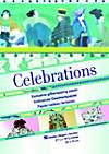 Geschenkpapier von Künstlerhand: Celebrations