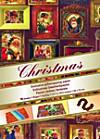 Geschenkpapier von Künstlerhand: Christmas