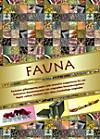 Geschenkpapier von Künstlerhand: Fauna