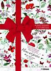 Geschenkpapier von Künstlerhand: Home & Garden