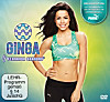 GINGA by Fernanda Brandao (Deluxe Edition, CD+DVD+Fitnessband)