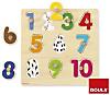 Goula (Holzpuzzle) Zahlen