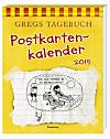 Gregs Tagebuch, Postkartenkalender 2015
