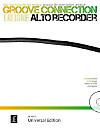 Groove Connection - Alto Recorder, für eine und mehr Altblockflöten, m. Audio-CD