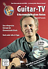 Guitar-TV, Gitarrenschule ohne Noten, m. 2 DVD (MP4 Videos)