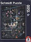 Gumperts Wimmelmaschine (Puzzle)