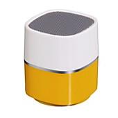 Hama Mini-Lautsprecher Pluto (Farbe: weiß/gelb)