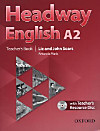 Headway English, Deutsche Ausgabe: A2 Teacher's Book Pack with Teacher's Resource Disc