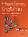 Headway English, Deutsche Ausgabe: B1 Teacher's Book Pack with Teacher's Resource Disc