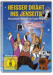Heißer Draht ins Jenseits, József Romhányi, József Nepp, Zeichentrick
