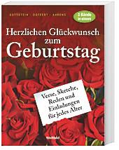 Herzlichen Glückwunsch zum Geburtstag, Ingrid Gottstein, Dagmar Ahrens, Ingeborg Düffert