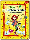 Hexe Lilli Rechen-Puzzle - Plus und Minus bis 20